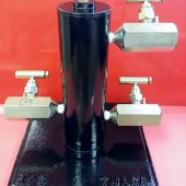 35266-001  Oil-Water Separator for Deadweight Gauge